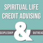 Spiritual Life Credit Advising