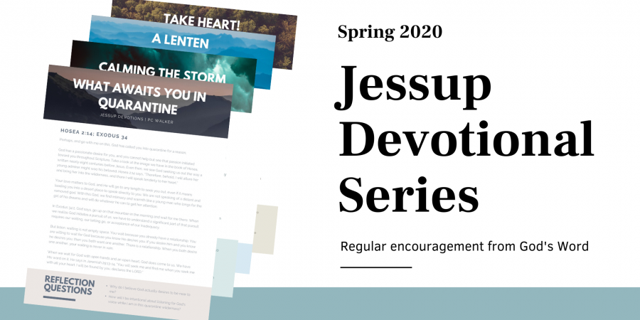 Jessup Devotionals