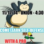 Jessup Self-Defense Class 11/12/14