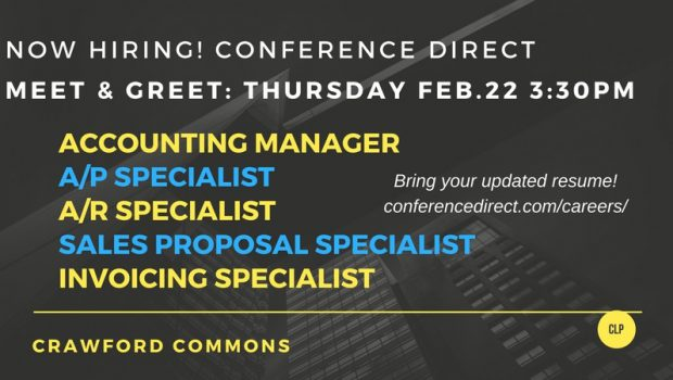 ConferenceDirect Meet & Greet