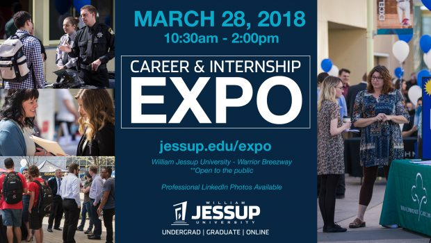 Career & Internship EXPO – March 28 10:30am-2:00pm