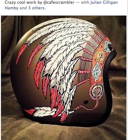 Marketing Minute : Biltwell Helmets  Art