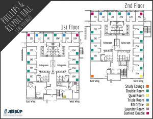 Floor Plans for Website