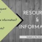 Resources & Information