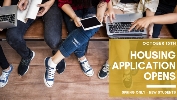 Spring New Student Application Process