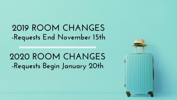 Room Change Requests