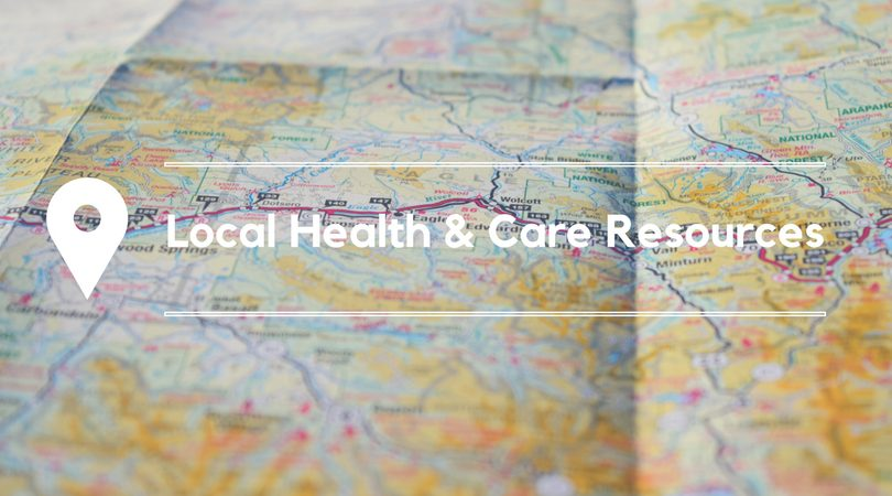 Local Health and Care Resources