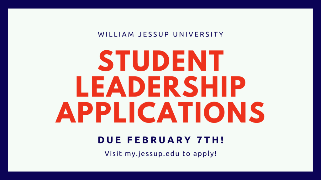 Student Leadership Applications (1)