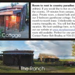 Room to Rent in Country Paradise