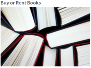 Buy or Rent Books