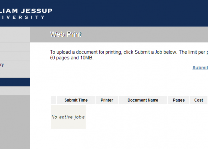 Web-printing is new and improved!
