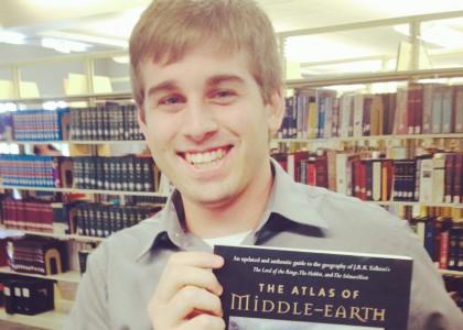 Winner of the Hobbit Quiz: Congratulations Chad Tucker!