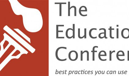The Education Conference-Volunteers Needed!