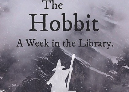Hobbit Week in the Library — Win an Atlas of Middle Earth!