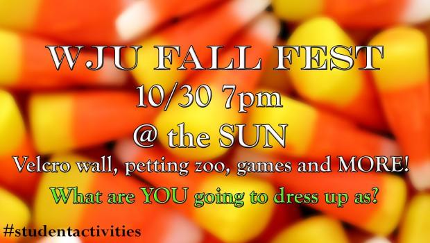 Harvest Fest Schedule