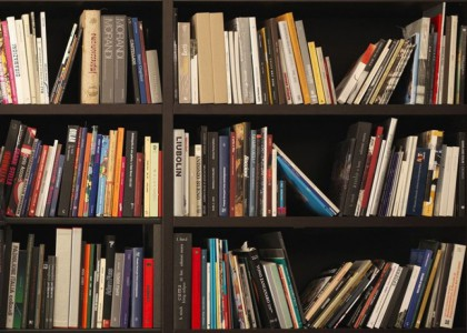 Fall Book Sale in the Library Starts Next Week!