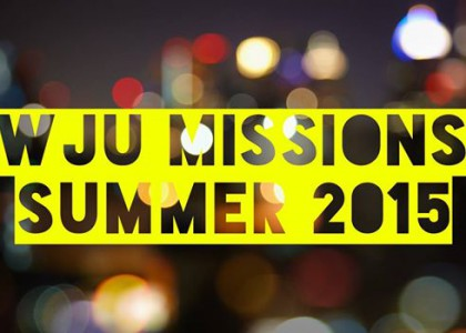 Missions Application Deadline EXTENDED
