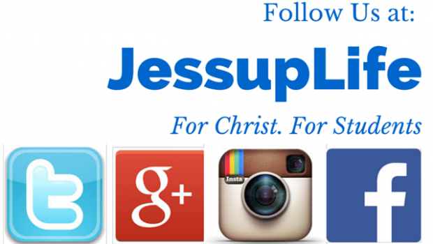 Follow JessupLife!
