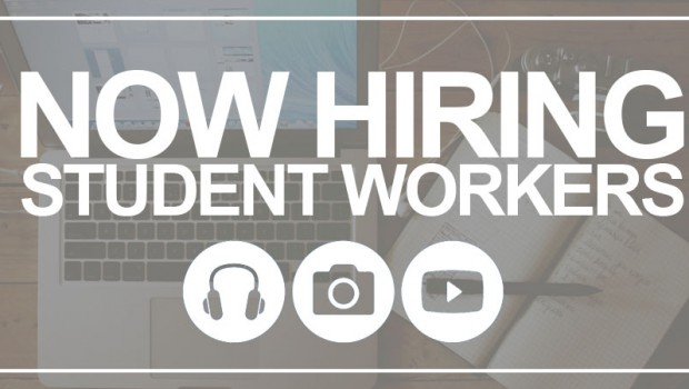 Now Hiring – Camera Event Workers