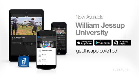 Download the JessupLife App!!!