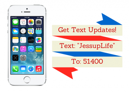 Get JessupLife Text Updates!!