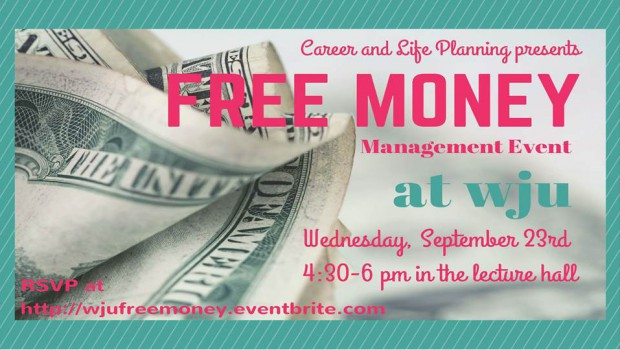FREE MONEY Management Event