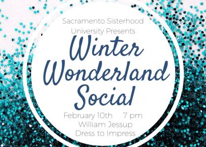 SSU Winter Wonderland TONIGHT!