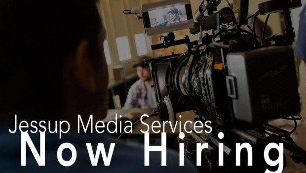 Now Hiring- Editors & Camera Operators for Fall Semester!!