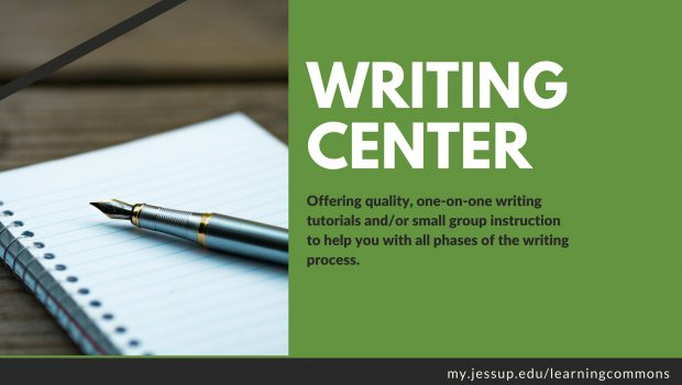 Mid-terms? Visit the Writing Center!