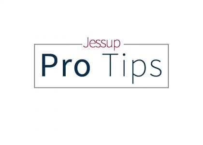 Make the Most of Your Jessup Career!