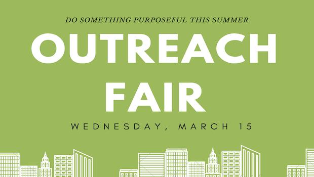 Outreach Fair