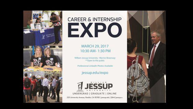 Career & Internship EXPO – March 29