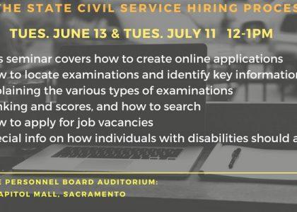 State Hiring Seminar