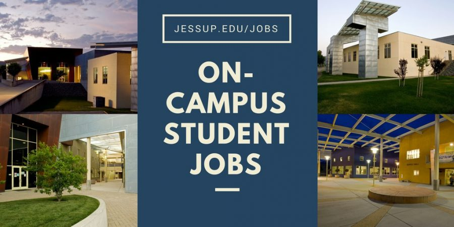 On-Campus Student Jobs