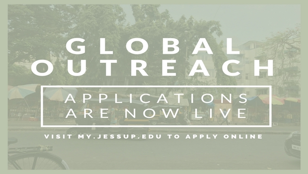 Global Outreach Team Application Is Now Open!