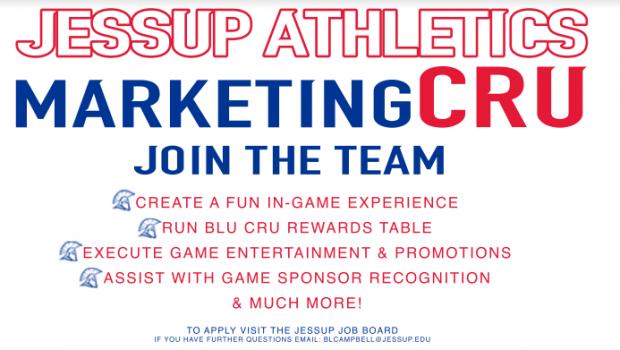 Marketing Cru Needs You!