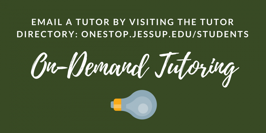 Looking for On-Demand Tutoring?