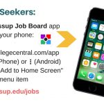 Jessup Job Board app – download today!