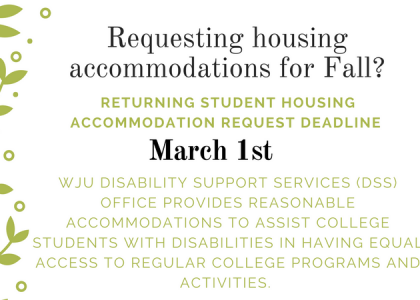 RETURNING STUDENTS HOUSING ACCOMMODATION REQUESTS