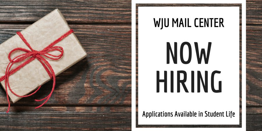 Mail Center is Hiring!
