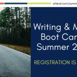 Writing & Math Boot Camp – This Summer!