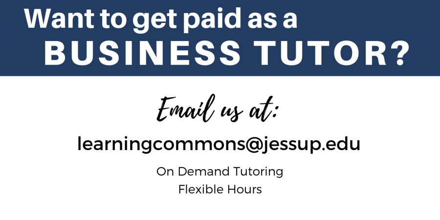 Interested in Being a Business Tutor?
