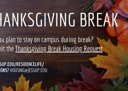 Thanksgiving Housing
