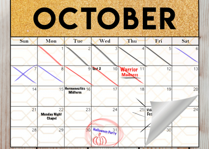 Mr. Warrior is on November 14!