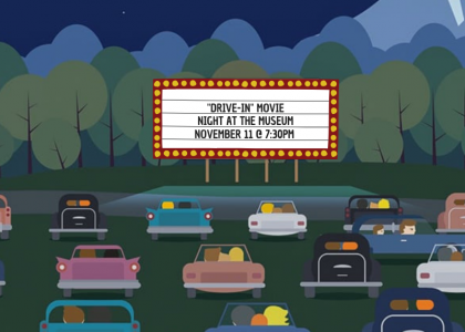 """Drive-in Movie Night"""