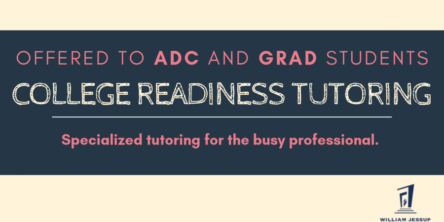 College Readiness Tutoring