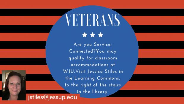Accommodations for Veterans