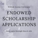 Endowed Scholarships