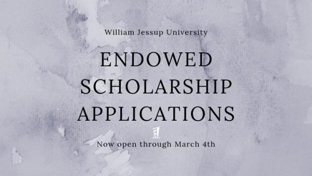 Endowed Scholarships