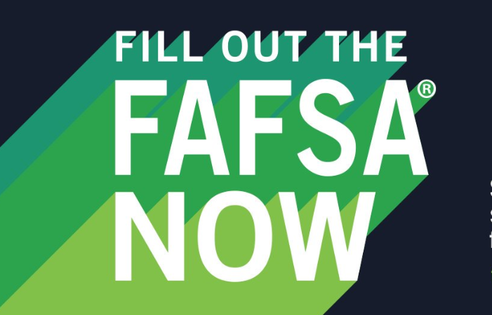 It's time to complete your 2020-2021 FAFSA!